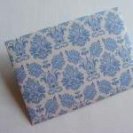 Handmade Envelopes Blue and..